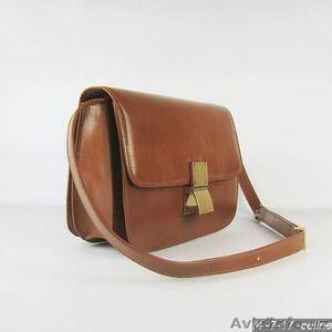 Оптовая высокое качество, модная сумка Celine EDGE в оригинальной коро - Изображение #3, Объявление #1009242