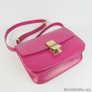 Оптовая высокое качество, модная сумка Celine EDGE в оригинальной коро - Изображение #1, Объявление #1009242